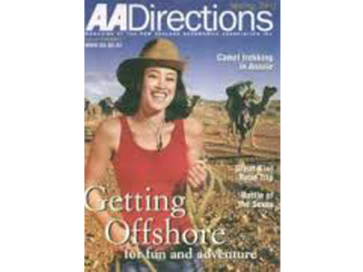 Relaunch of AA Directions Magazine